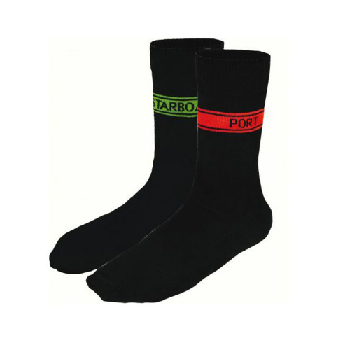 Captains Port and Starboard Socks (6336)